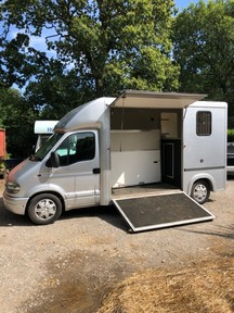 marlborough 3.5t horsebox