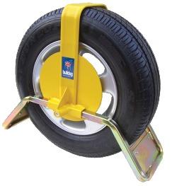 Bulldog QD33 Wheel Clamp for Trailers with Wheel Trim HB505 HB510 HB506 & HB511