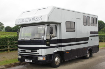 Really lovely PRB Horsebox