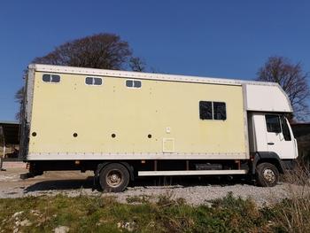 2003 MAN non-HGV lorry
