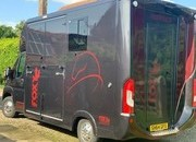 FOXY STALLION PREMIER WITH AIRCON AND SAT NAV **NO BREAST BAR**