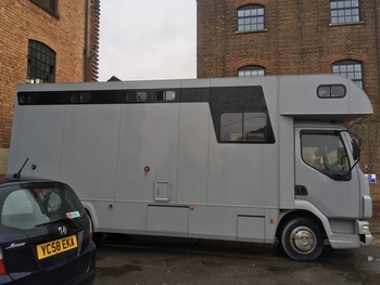 DAF 7.5 reliable and attractive lorry