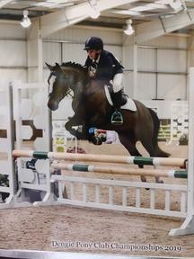 128 sji pony