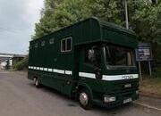 Pre-Owned IVECO 7500kg Horsebox Ref: ADK