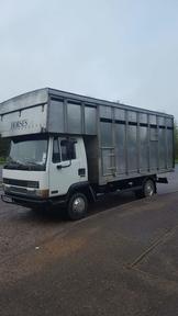 Leyland daf 4 horse box