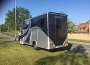 ASCOT 2 , Iveco Daily 4 TONNE ,21.000 miles,  09 reg, ,£31,950, Twin Wheel, Full Service History Large Horse area and luxurious separate spacious Living Weekender Body, Sleeps 4