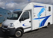 2010 Vauxhall Movano Coach built by Elite. Stalled for 2 rear facing...