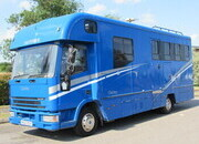 2004 53 Iveco Eurocargo 75E17 7.5 Ton Oakley Supreme. Stalled for 3 with smart living, toilet and shower, sleeping for 4.