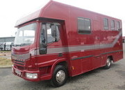 2005 Iveco Eurocargo Coach built by Chadwick. Stalled for 3 with smart living.. Very smart