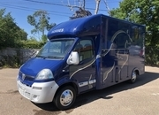 Unique horseboxes offer for sale a part exchange horsebox £14995  no VAT