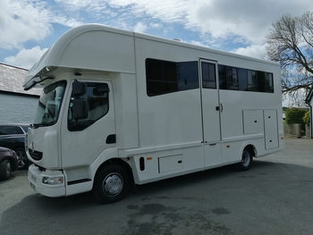7.5 tON UNUSED HORSEBOX FORSALE