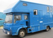 1991 AWD Coach built by Banbury Horseboxes. Stalled for 2 with smart living