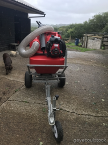 Trafalgar paddock vacuum cleaner