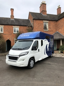 Equi-trek Sonic Five Excel 3.5T Horse Lorry *Brand New Unregistered*Px Welcome