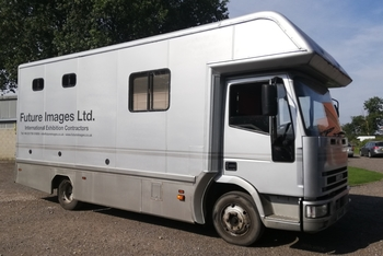Iveco horsebox for sale.