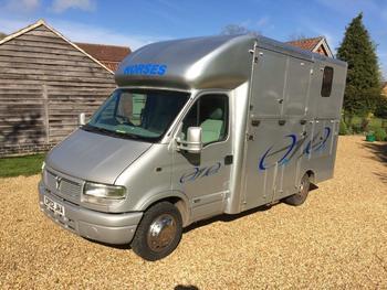 Vauxhall Movano - Select Horsebox 3,5Ton