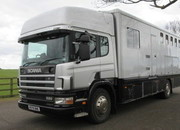 1998 Scania 220 Professional David Murray. Stalled for 5. Smart spacious living with large bathroom..