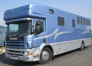 Beautiful 18 Ton Scania 310 Coach built by Highbarn. Stalled for 5 with smart living.. 5 Berth
