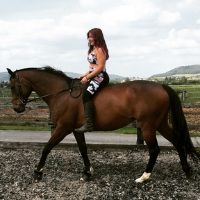 Perfect mother daughter share/coming off poines