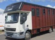 Beautiful 2012 DAF LF Traditional Oakley Wooden Body... stalled for 4.. Recent refurbished