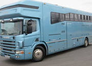Beautiful 2004 Scania Whittaker Legacy 18 ton. Stalled for 5 with full luxury living.. Only 26,599 miles from new! LIKE NEW!