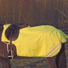 Mark Todd - Reflective Exercise Sheet Fleece Lined