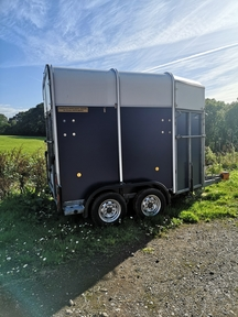 Ifor Williams 505 Trailer, smart and in excellent condition