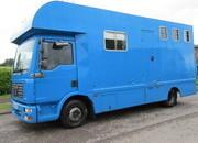 2006 55 MAN TGL 7.5 Ton Coach built by Kinnear horseboxes. Stalled for 3 with smart living... sleeping for 4.. MOT Jan 2022