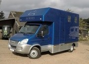 Trevett & Smith 6.5 t Iveco Compact Horsebox