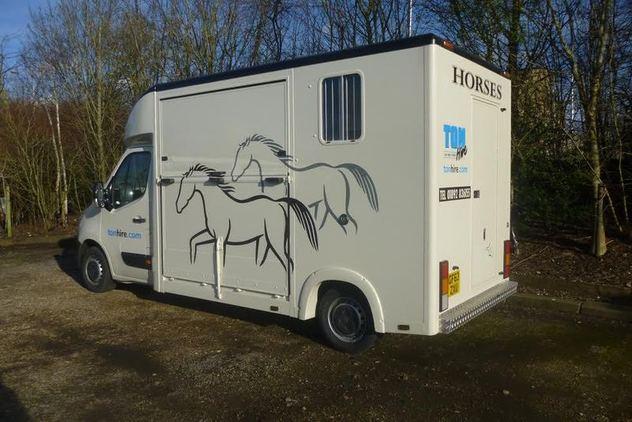Self Drive Horsebox & 4x4 Hire - Kent