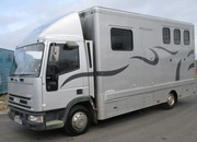 2004 53 Iveco Eurocargo Tector. Professional conversion by Pepper Harrow. Stalled for 3 with smart day living