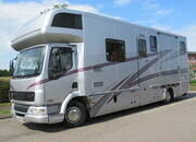 Beautiful 11 Ton DAF LF Coach built by Whittaker. Impact Model. Stalled for 4 with smart luxury living... STUNNING TRUCK