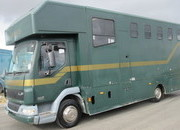 2004 DAF LF 170 10 ton Coach built by Bournemouth Horseboxes. Stalled for 4 with smart day living.. HUGE PAYLOAD