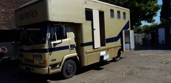 Daf 45 130 Turbo Diesel 3 horse