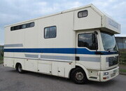 2007 MAN TGL 7.5 Ton Coach built by Moorhouse. Stalled for 3 with smart living... Mot April 2022