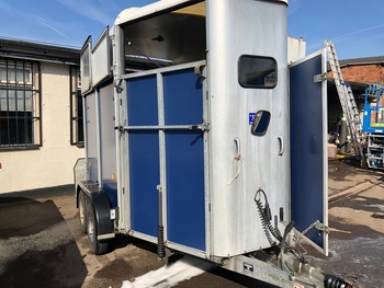 2001 Ifor Williams 505 Trailer