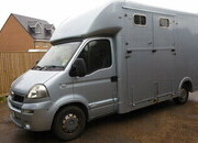 2007 Vauxhall Movano Coach built by Select. Long stall model. Stalled for 2 rear facing.. VERY SMART