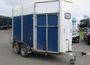 Ifor Williams 505 Horse trailer. Stalled for 2. Aluminium flooring