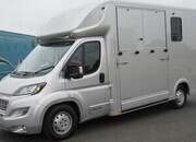 2015 Peugeot Boxer (Facelift) 3.5 ton Select Stallion Pro coach build. New Build. Stalled for 2 rear facing