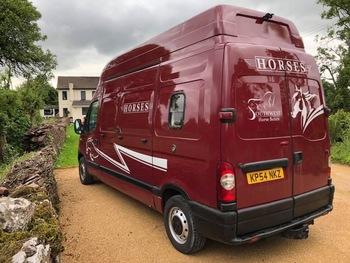 3.5T Vauxhall Movano Horsebox