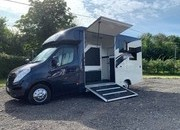 ICE 3.5t Dynamic Horsebox