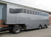 2010 Gray & Adams Freezer Artic trailer professional conversion by AJ Horseboxes. Stalled for 12 with changing/sleeping area at the front.... LIKE NEW!