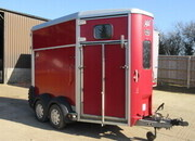 Ifor Williams 506 Horse trailer. Stalled for 2 facing forward. Excellent condition throughout