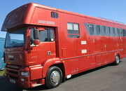 2002 MAN TGA HGV Oakley Supreme. Stalled for 7 with full living.. Sleeping for 4. VERY SMART TRUCK