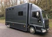 Pre-Owned IVECO 7500kg Horsebox Ref: TYT