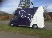 Ascot 2, 3.5 Ton,  AUTOMATIC Superior Model, Renault Master 2020 Build, 52,000 miles  £26,950 ONO , Separate day living . Sleeps 2, Remote control thermostatic central heating/Air con, Sat Nav