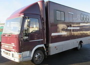 1999 Iveco Eurocargo 75E15 Professional conversion. Stalled for 3 with smart living
