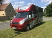 ASCOT 2 AUTOMATIC, Iveco Daily 5 tonne,3 ltr engine, Twin Wheel, 45,000 miles Full Service History Large Horse area and Weekender Body ,Full side ramp, Separate Spacious Living  £27,950 ONO, Sleeps 4, Huge payload