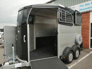 Ifor Williams NEW 506 HBX Model available now left hand ramp
