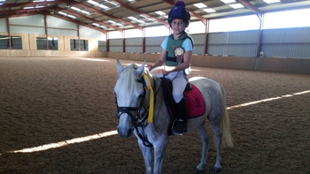 12.1 hh 11yrs pc all rounder second /competition pony